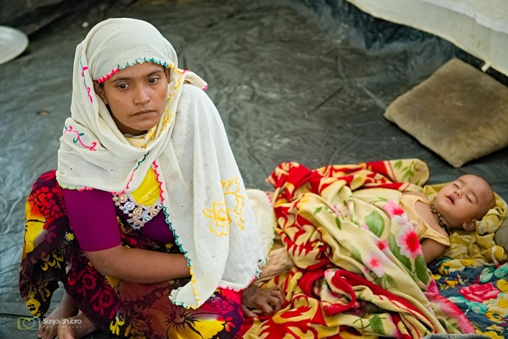 Rohingya refugee crisis, Bangladesh